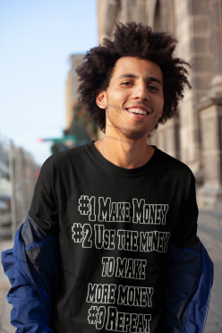 tee-mockup-of-a-happy-man-with-an-afro-out-on-the-street-18071
