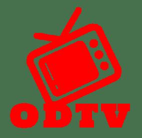 ODTv Red Logo